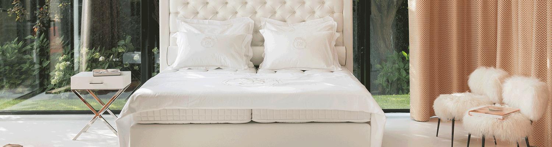 boxspringbetten neuhauser nat rlich gut schlafen. Black Bedroom Furniture Sets. Home Design Ideas