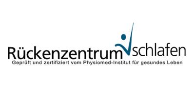 Rückenzentrum Schlafen Logo